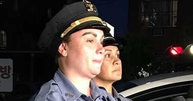 Two Hero NYPD traffic agents