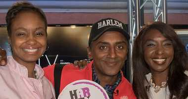 Chef Marcus Samuelsson & & Chef Aliyyah Baylor stop by City Views with Sharon Barnes-Waters to talk about this year's Harlem Eat Up