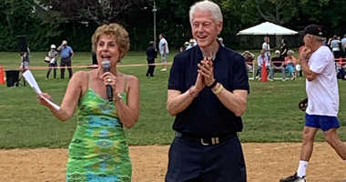 Bill Clinton Juliet Papa