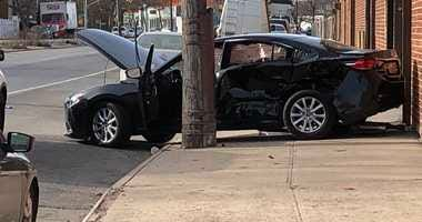 East Flatbush crash