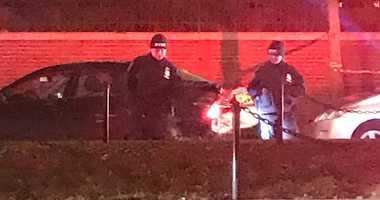 LES Officer pinned