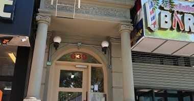 Mabel Hampton's Home