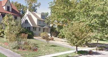 Homes on the 300 block of North Mountain Ave in Montclair.
