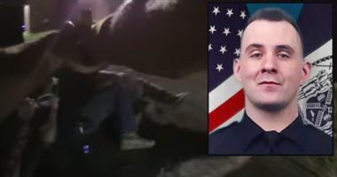 Mulkeen bodycam footage