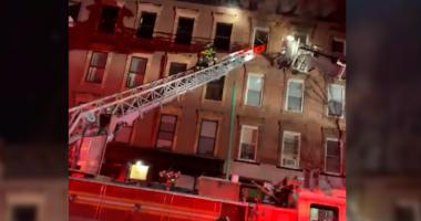 Park Slope Blaze