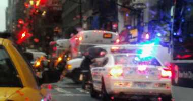 Police Vehicle NYC