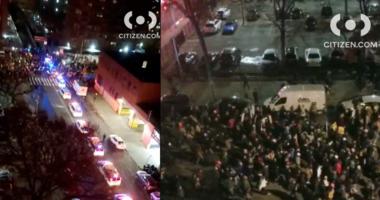 Protest Harlem