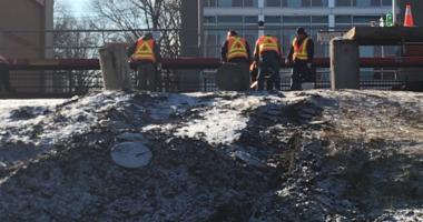 Crews work on tracks after deadly LIRR crash