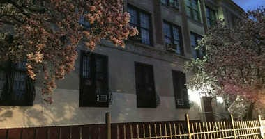 A teen claims he was sexually abused by a Brooklyn teacher in a bathroom at Lenox Academy.