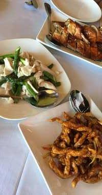 Chinese Food File Image