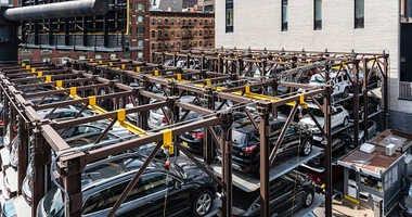 Parking Garage NYC - Getty