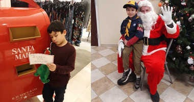 NY boy Santa kidneys