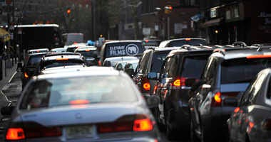 Congestion pricing traffic