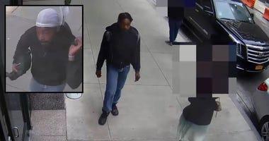 subway robberies