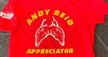 Andy Reid Appreciation Shirt 94WIP