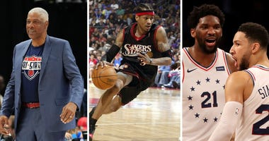 The best 76ers of all-time