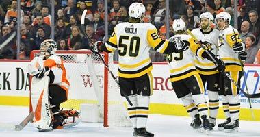 Penguins beat Flyers