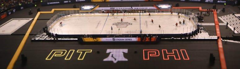 Flyers Penguins