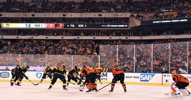 Flyers-Penguins Stadium Series