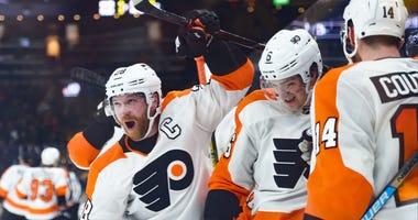 Flyers win