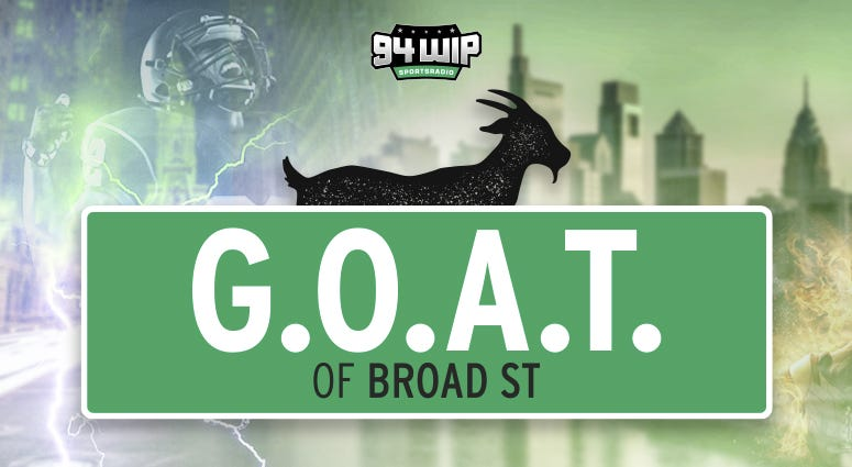 G.O.A.T. of Broad Street