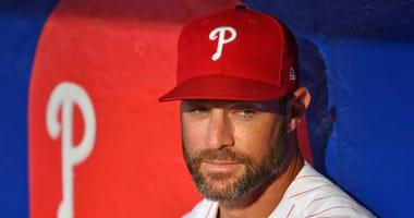 Phillies manager Gabe Kapler