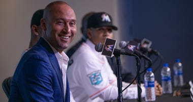 Jeter and the Marlins