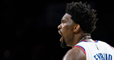 Joel Embiid swagger