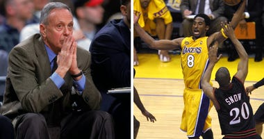 Larry Brown remembers Kobe Bryant