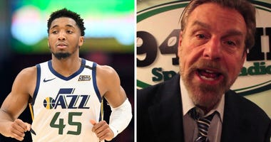 Howard Eskin vs. Donovan Mitchell