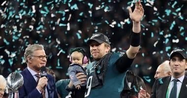 Nick Foles Super Bowl