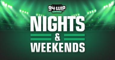 SportsRadio94WIP nights and weekends