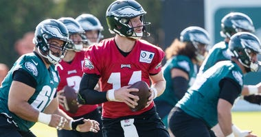 Eagles planning in advance for training camp