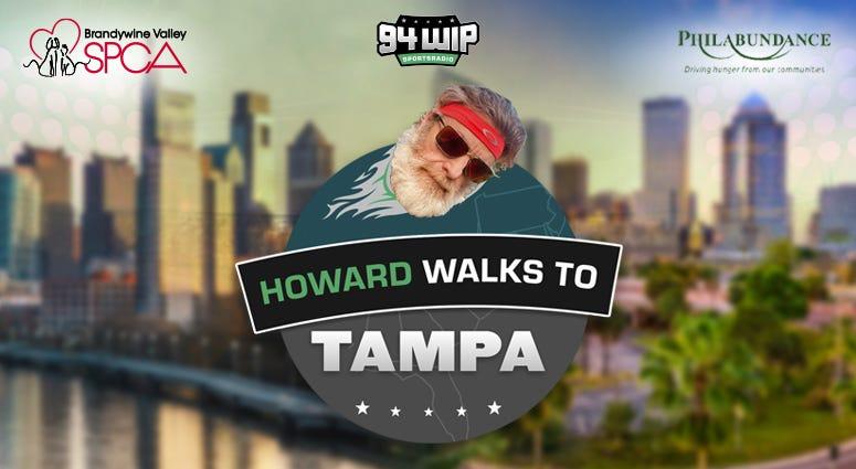 Howard Walk To Tampa
