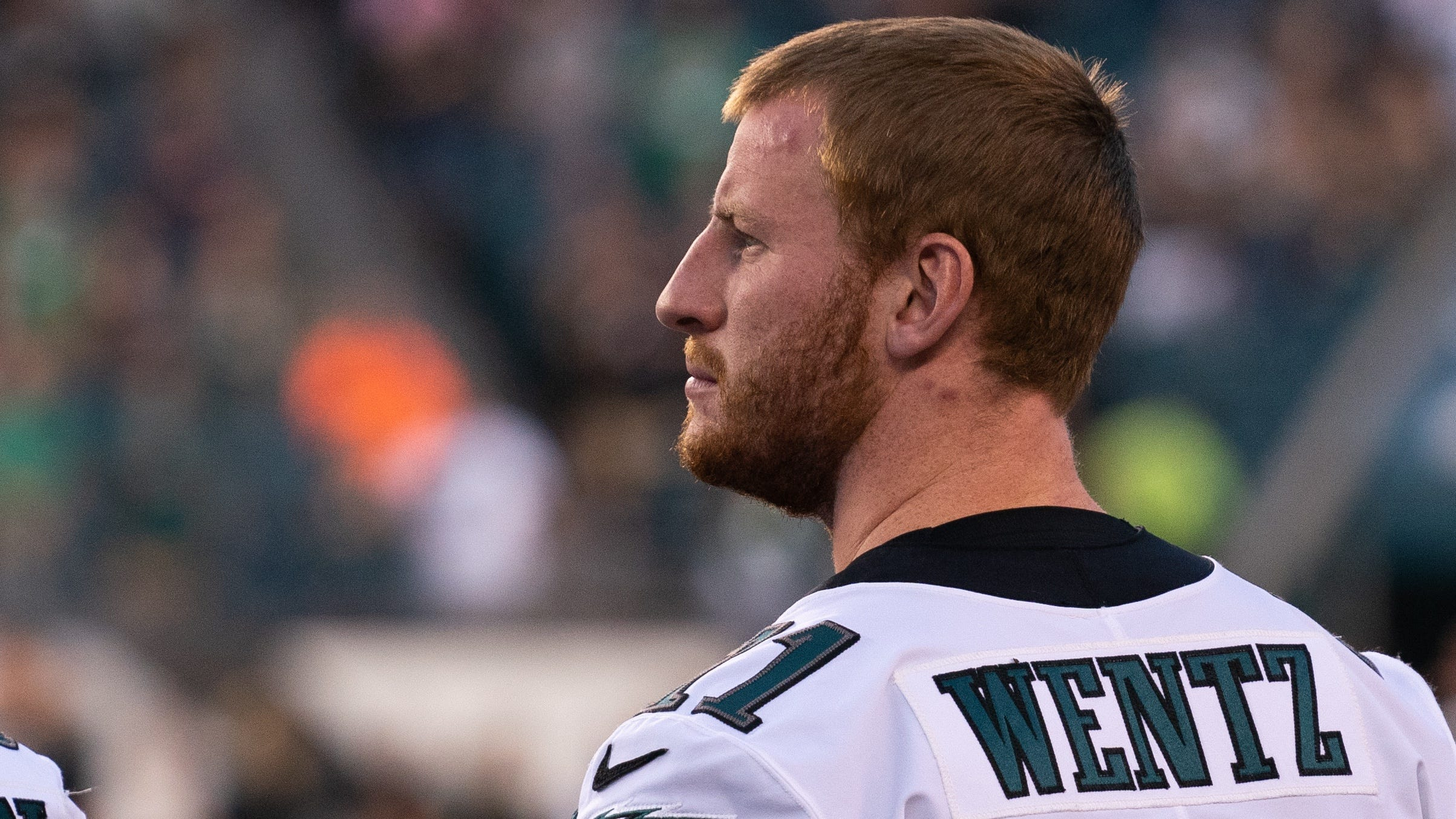 Carson Wentz Complete Training Camp Analysis Stats 94 Wip