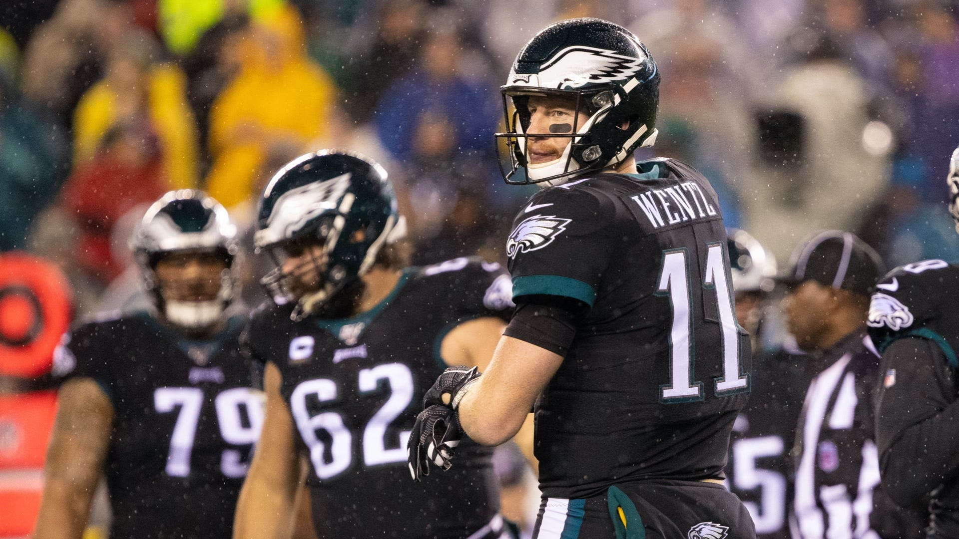 Carson Wentz looks ready to take Eagles on playoff run | 94 WIP