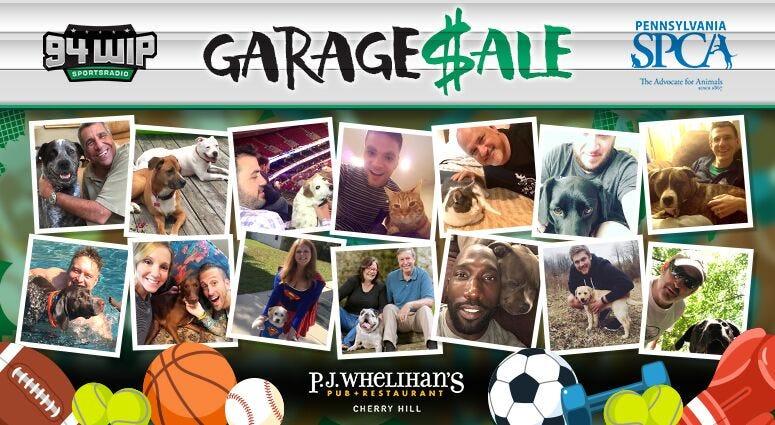 94WIP Garage Sale