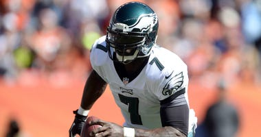 Mike Vick, Eagles