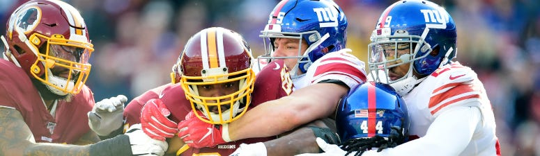 Redskins' Peterson must be more than mentor