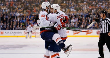Alex Ovechkin on the verge of NHL history this season