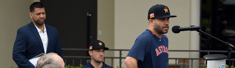 Every MLB team and player should follow Astros' lead