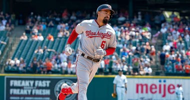 Anthony Rendon Home Run Trot