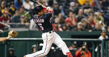 The Nationals confirm having extension talks with Anthony Rendon