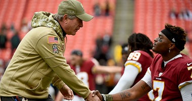 Moss: Redskins offense wasn't creative enough vs. Jets