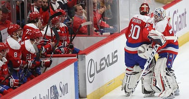 Capitals still have faith in Holtby: 'He's no quitter'