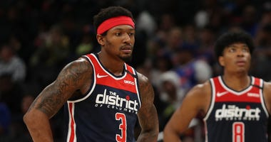 Wizards' Bradley Beal pulls out of NBA restart