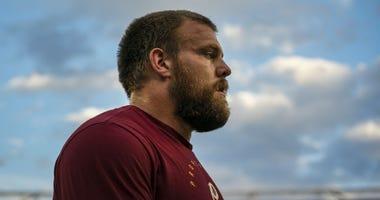 Redskins survive Brandon Scherff injury scare