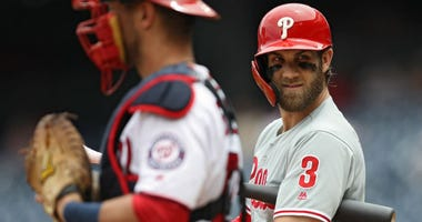 The Nationals have finally acknowledged Bryce Harper as a villain