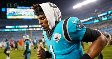 Cam Newton set to become a free agent