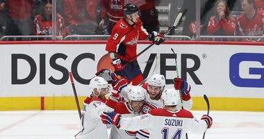 'No sense of panic' in Capitals locker room
